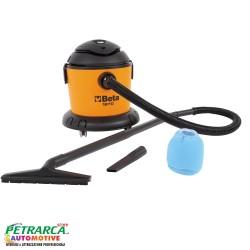 Vacuum cleaner for solid and liquid beta