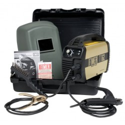 Portable welding machine single phase inverter ventilated