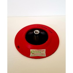 Backing pad 165mm diameter flex