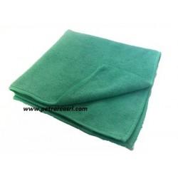 Microfiber cloth large green
