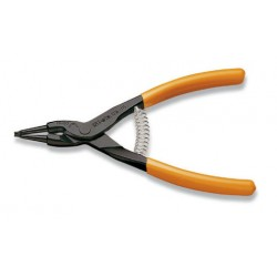 Nose pliers straight