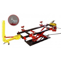 Quick pull chassis triton